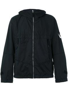 куртка с капюшоном на молнии Stone Island Shadow Project