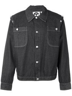 джинсовая куртка  Telfar