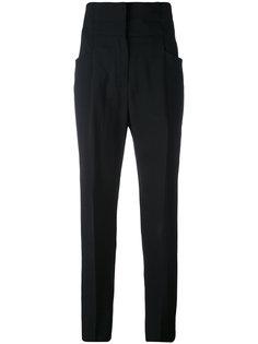 брюки с завышенной талией Ermanno Scervino