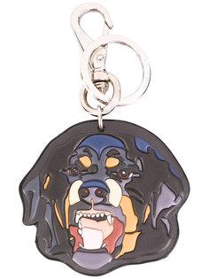 брелок с принтом собаки Givenchy