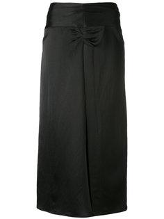 юбка миди с плиссировкой  Isabel Marant
