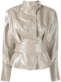 куртка в стиле милитари Isabel Marant