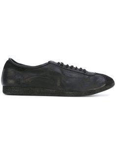 кроссовки со шнуровкой Guidi