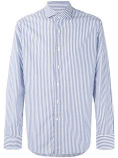 полосатая рубашка Alessandro Gherardi