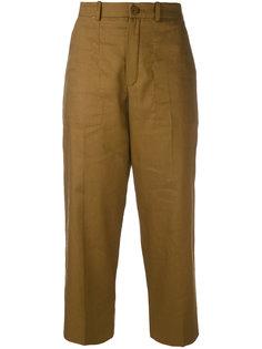 укороченные брюки Chloé