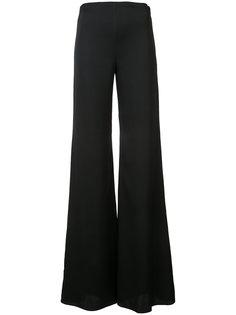расклешенные брюки Vionnet