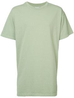 футболка свободного кроя с принтом John Elliott