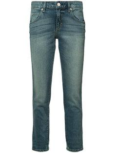 укороченные джинсы скинни Amo