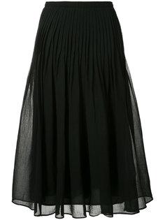 плиссированная юбка  Fabiana Filippi