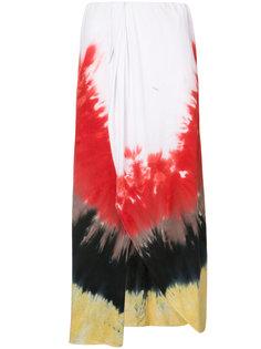 юбка с градиентным узором Baja East