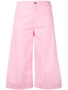 расклешенные укороченные брюки The Seafarer