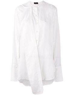 рубашка с накладной панелью Joseph