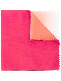 шарф в стиле колор-блок Bajra