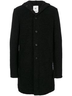 пальто с капюшоном Lost & Found Rooms