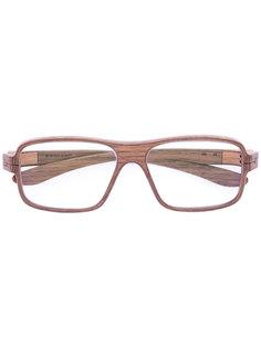 очки в квадратной оправе Herrlicht