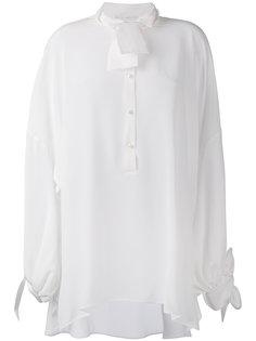блузка свободного кроя Ermanno Scervino