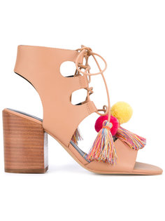 босоножки Calissa на каблуке Rebecca Minkoff