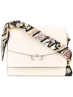 сумка на плечо с тканевой лямкой Paula Cademartori