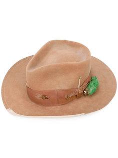 шляпа-федора Lucky Cat Nick Fouquet