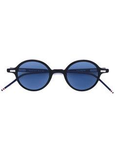 солнцезащитные очки круглой форм Thom Browne Eyewear
