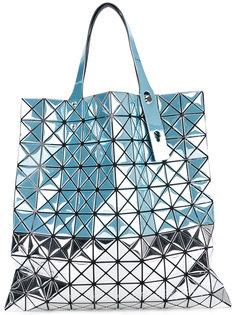 сумка-тоут с геометрическим узором Bao Bao Issey Miyake
