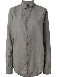 рубашка с потайной застежкой Poème Bohémien
