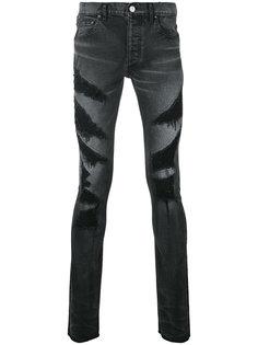 джинсы супер-скинни Dresden  Fagassent