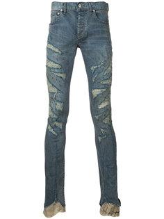 джинсы скинни Kagero Fagassent