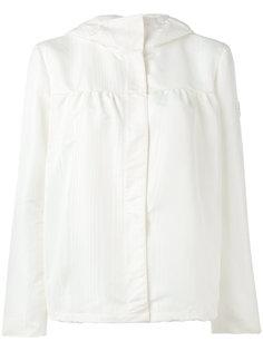 куртка с капюшоном  и потайной застежкой Moncler Gamme Rouge