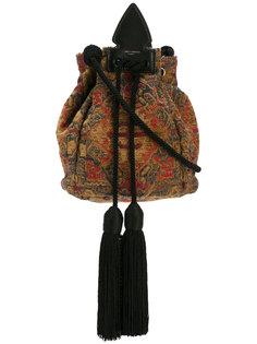 сумка-мешок с кисточкой Anja  Saint Laurent