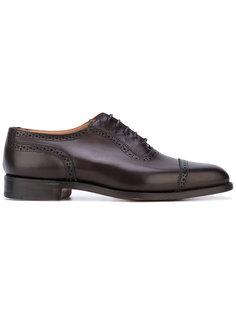 ботинки-оксфорды Trickers Trickers