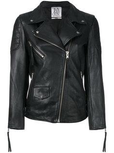 байкерская куртка Zoe Karssen
