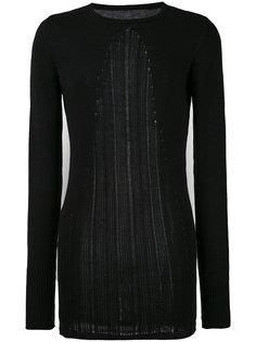 свитер с круглым вырезом A New Cross