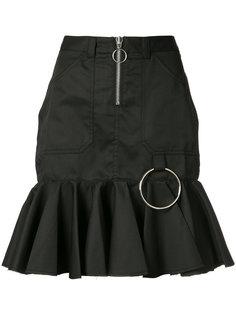 юбка с баской Marquesalmeida