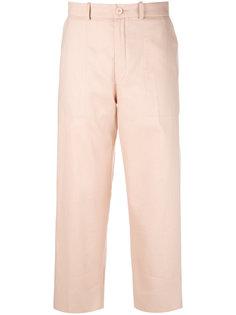 легкие укороченные брюки  Chloé