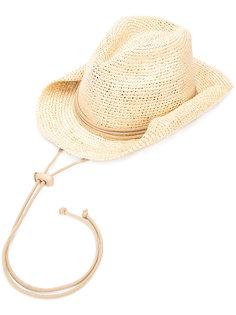 шляпа Panama Safari Sensi Studio