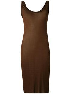 платье с круглым вырезом Givenchy