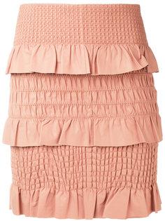 фактурная юбка  Drome