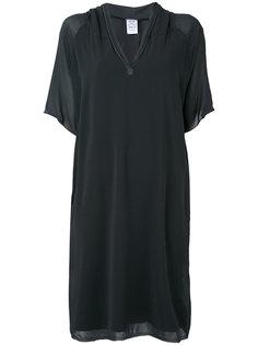 платье свободного кроя с V-образным вырезом Kristensen Du Nord