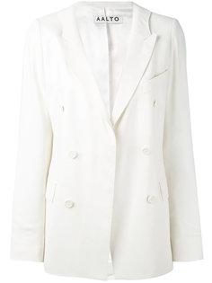 двубортный пиджак Aalto