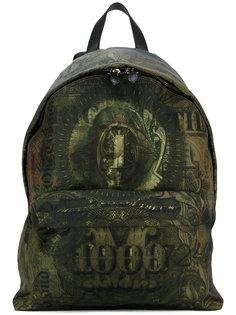 рюкзак с долларовым принтом Givenchy