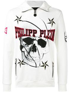 толстовка с черепом Philipp Plein