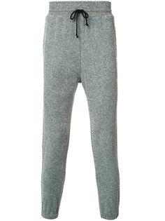 спортивные брюки со стяжкой John Elliott