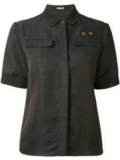 рубашка с короткими рукавами Tomas Maier