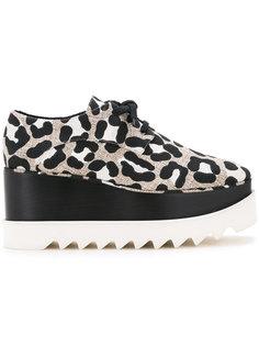 туфли Elyse  с леопардовым принтом Stella McCartney