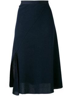 юбка с запахом Victoria Beckham