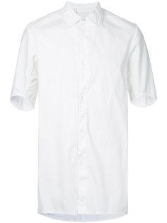 рубашка с короткими рукавами и принтом  11 By Boris Bidjan Saberi