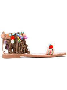 сандалии Cressida Mabu