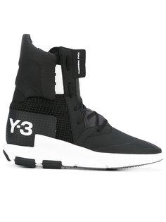 хайтопы с логотипом  Y-3