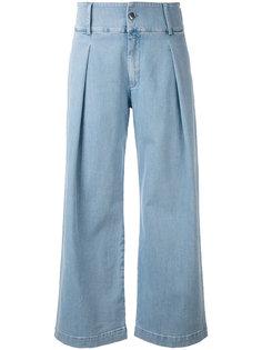расклешенные джинсы Andrea Yaaqov